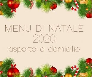 Menu di Natale 2020